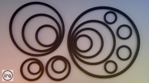 variety of o-ring sizes