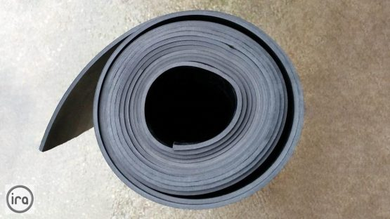 rubber sheets and rolls