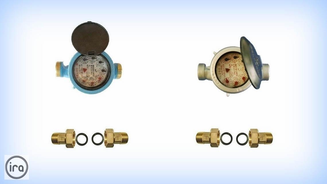 water meter gasket application